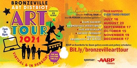 Bronzeville Art District Virtual & In Person Art Tour 2021! tickets