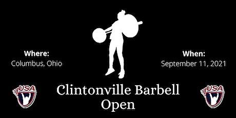 Clintonville Barbell Open tickets