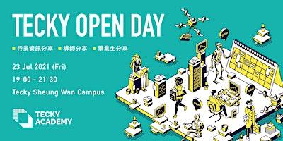 Tecky Open Day 開放資訊日
