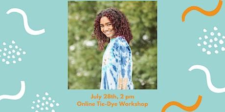 Tie-Dye Workshop! tickets
