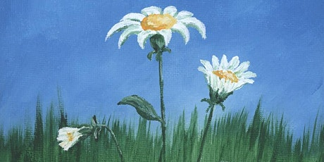 Painting with Acrylics - Part 3 Alice May Tomkins tickets