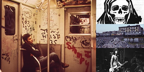 'Fear City Chronicles: Walking NYC's Streets in the 1970s & 1980s' Webinar tickets
