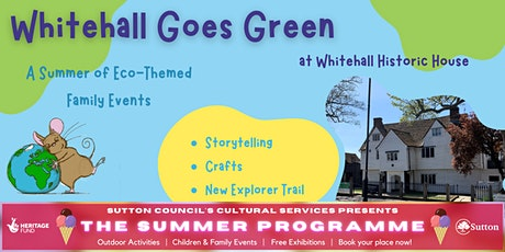 Whitehall Goes Green tickets