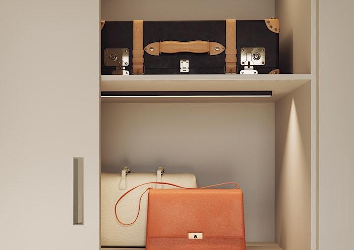 Immagine La luce in armadio: tips per realizzare un progetto luminoso