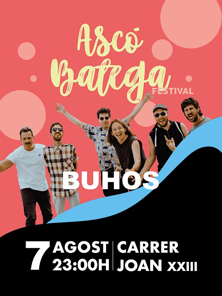 Imagen de Buhos | Festival Ascó Batega