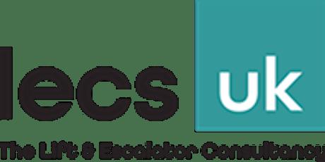 CIBSE HCNE: Vertical Transportation tickets