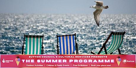 Head2Head Sensory Theatre presents 'Beachcombers and Mudlarking' tickets