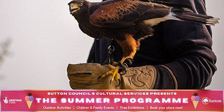 Falconry UK and Summer Reading Challenge Prize Giving tickets