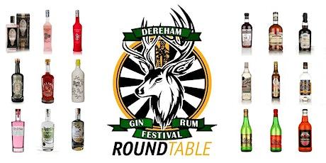 Dereham Gin & Rum Festival - SATURDAY tickets