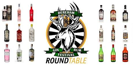 Dereham Gin & Rum Festival - SUNDAY tickets