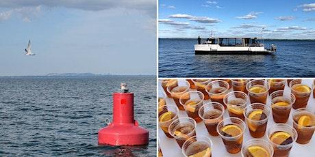 Croisières Mercredis Apéro sur l'eau (18 et 25 août et 1er septembre) billets