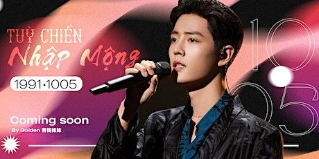 """[Hà Nội] Offline """"Tùy Chiến nhập mộng"""" - Happy XiaoZhan day tickets"""