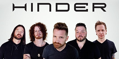 Hinder at Afterlife Music Hall tickets
