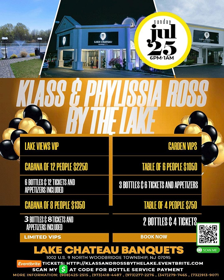 White or Balck Affair with Klass & Phylissa Ross image