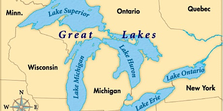 History and Future of the Great Lakes Region tickets