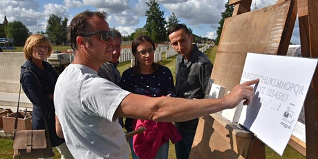 Open Monumenten Dag - Ontmoet de vaklieden van CWGC billets