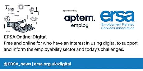 Forum: Digital - sponsored by Aptem Employ tickets