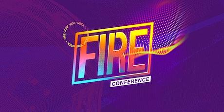 Fire Conference: Kids Week tickets
