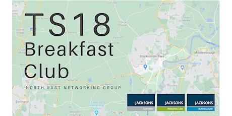 TS18 Breakfast Club | Breakfast Networking | Teesside tickets