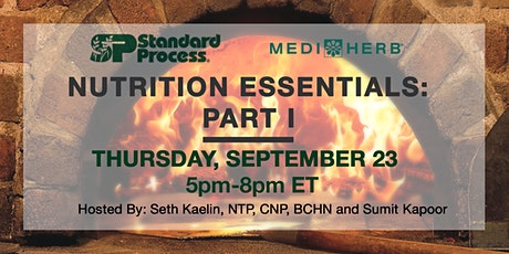 Nutrition Essentials: Part I - With Seth and Sumit tickets