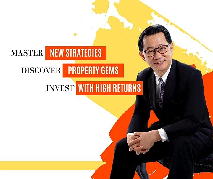 FREE ONLINE Property Investing MasterClass Insight View by Dr. Patrick Liew image