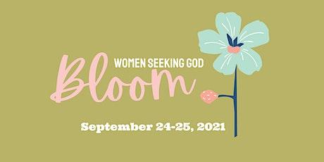 Women Seeking God - BLOOM! tickets