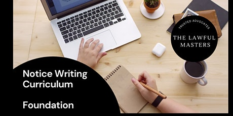 Foundation: The essential guide to notice writing tickets