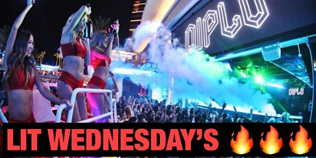 Hottest Vegas Wednesday Party - It's a pool party at night!!! tickets
