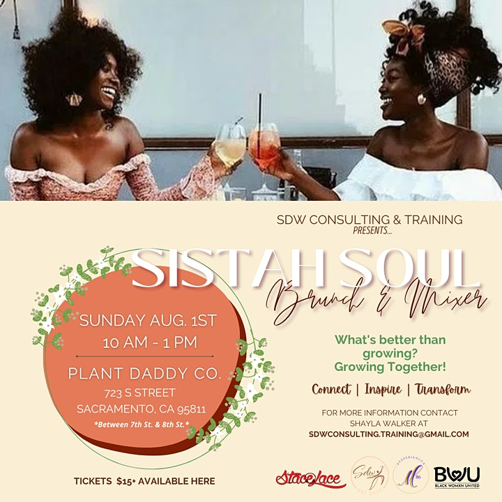 Sistah Soul Brunch & Mixer image