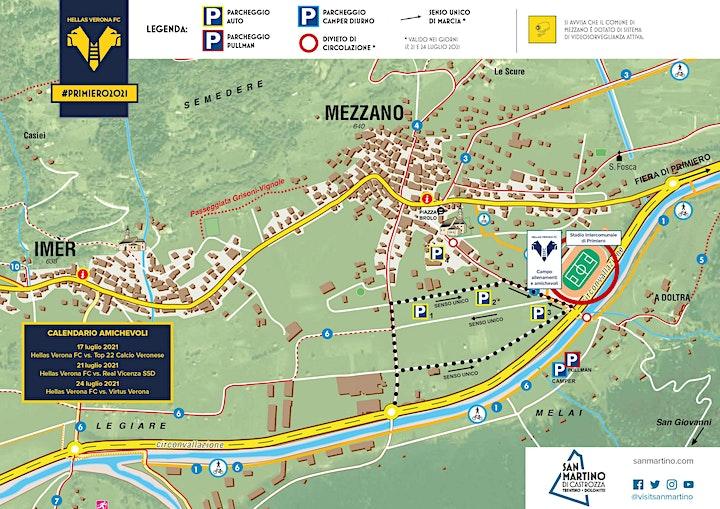 Immagine Allenamenti Ritiro Hellas Verona 2021