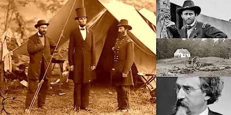 'Mathew Brady, the American Civil War, and Rise of Photojournalism' Webinar tickets