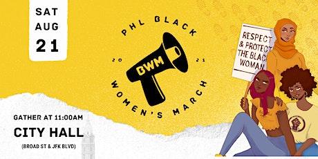 2021 Philadelphia Black Women's March tickets