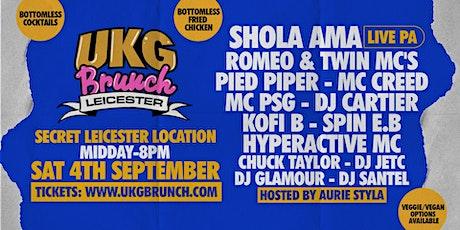 UKG Brunch - Leicester tickets
