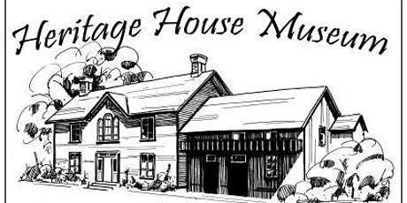 Smiths Falls Heritage House Indoor Tour tickets