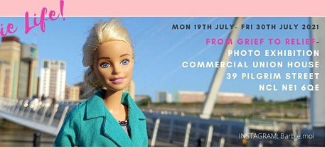 My Barbie Life- from grief to relief photo exhibition (NE special!) tickets