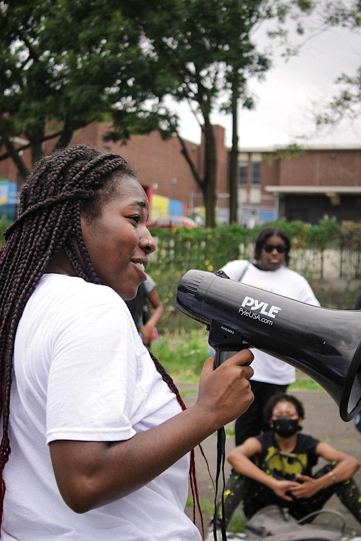 2021 Philadelphia Black Women's March image