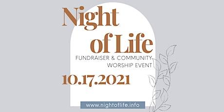Night of Life 2021 tickets