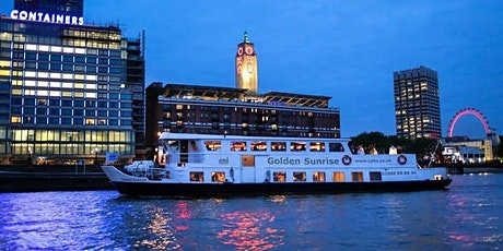 River Thames Boat Party tickets