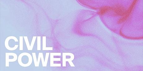 Civil Power 2021 tickets