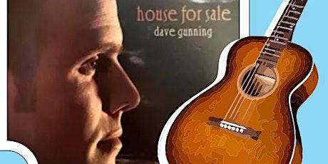 Dave Gunning in Concert tickets