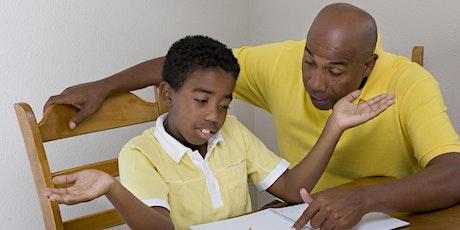 Conquering Homework Struggles - Parent University Webinar Series tickets