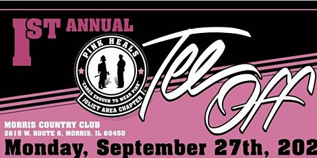 Pink Heals Joliet Area Chapter TEE OFF 1st Annual Golf Outing tickets