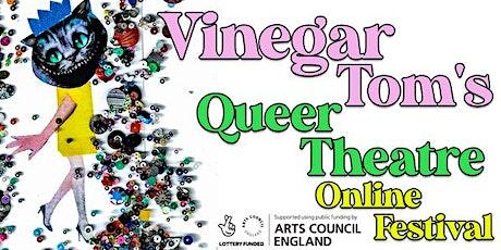 BOOK GROUP + DISCUSSION FORUM - Vinegar Tom's Queer Theatre Online Festival tickets
