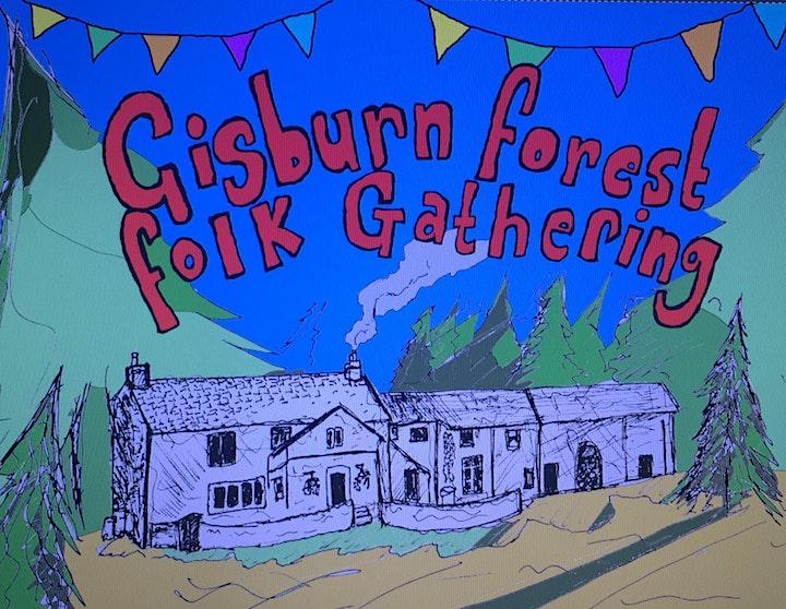 Gisburn Forest Folk Gathering image