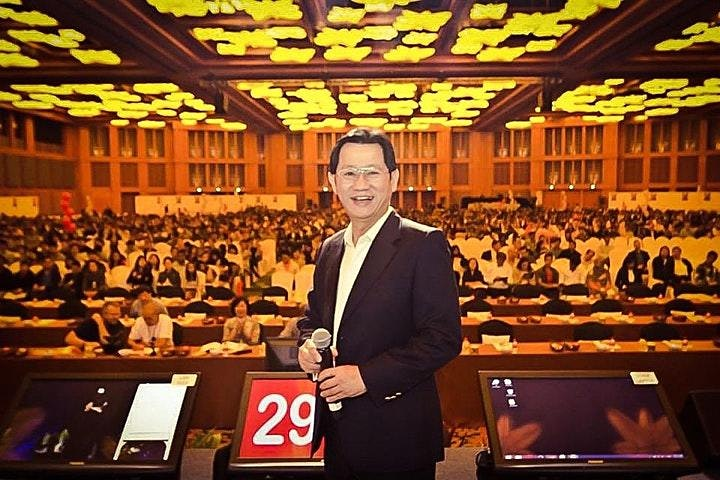 FREE ONLINE Property Investing MASTERCLASS by Dr. Patrick Liew image