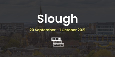 Slough - Online Business Course September 2021 tickets