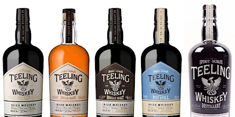 An Púcán Whiskey Society Teeling Whiskey Tasting Event tickets