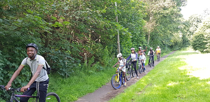 SCOREscotland Young people's cycle rides ! image