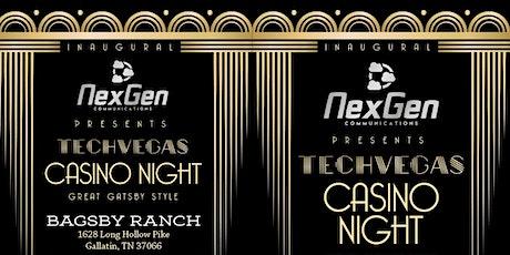 TechVegas Casino Night tickets
