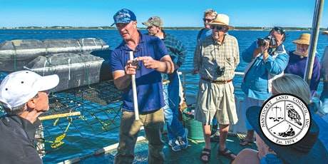 Oyster Farm & Harbor Tour with Nantucket Land Council tickets